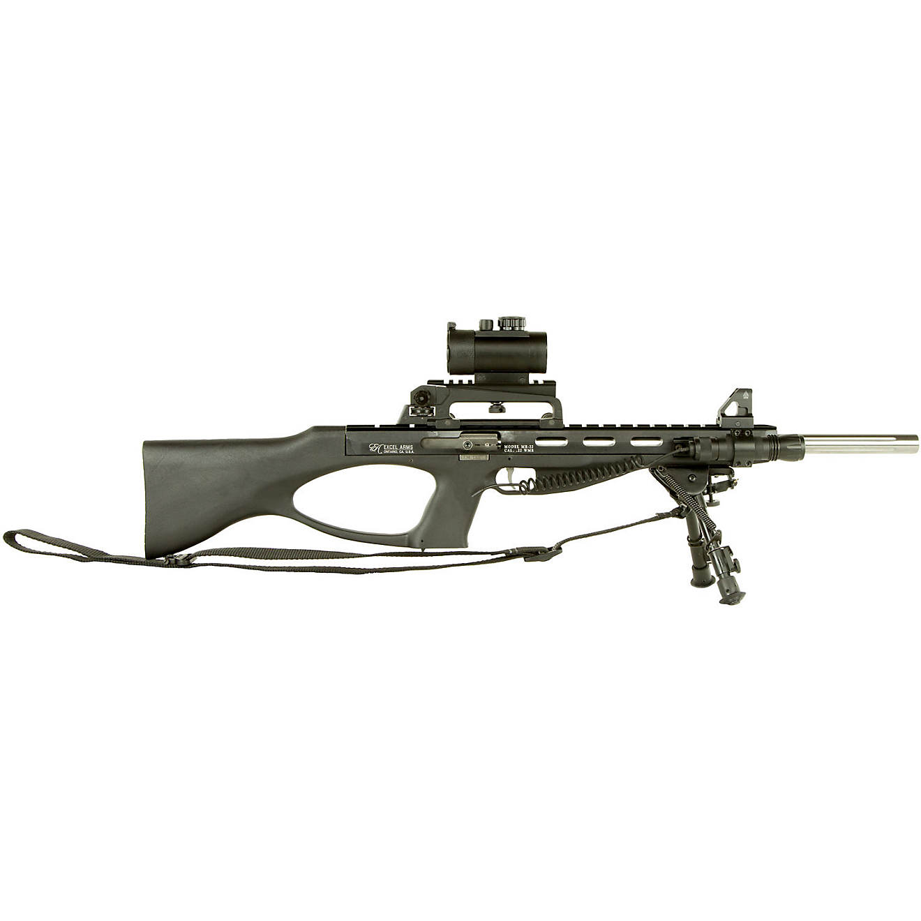 Excel Arms Accelerator Rifle MR-22 .22 Winchester Magnum Rimfire Semiautomatic Rifle
