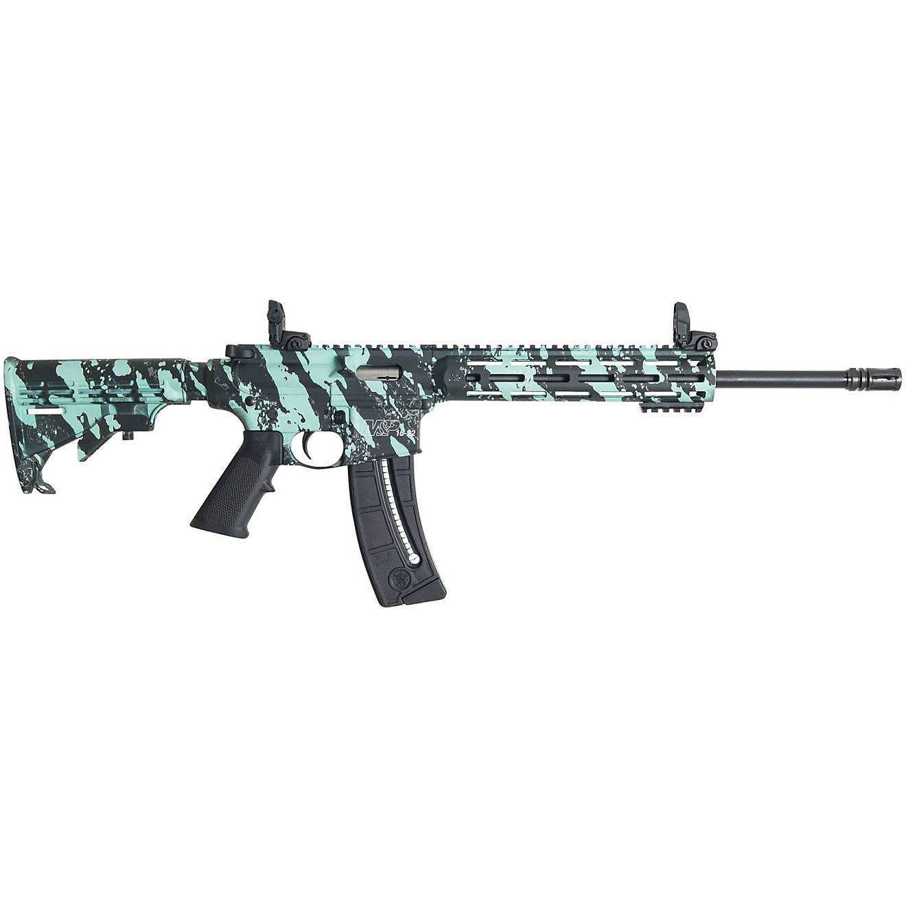 Smith & Wesson M&P 15-22 Sport .22 LR Semiautomatic Rifle